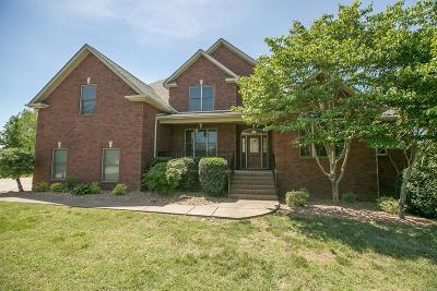 Smyrna Single Family Home Active Under Contract: 606 Seawell Ct
