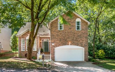 Nashville Single Family Home Active Under Contract: 1013 Elmshade Ln