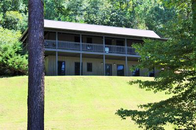Hohenwald Single Family Home For Sale: 1474 Centerville Hwy