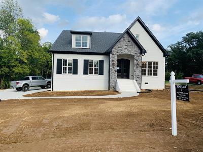 Mount Juliet Single Family Home Active Under Contract: 106 Hunter Dr