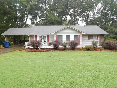 Dover Single Family Home Active Under Contract: 246 Shane Lee Circle