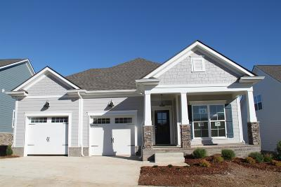 Spring Hill  Single Family Home For Sale: 912 Carraway Lane