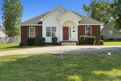 Springfield Single Family Home For Sale: 203 Clydesdale Ln