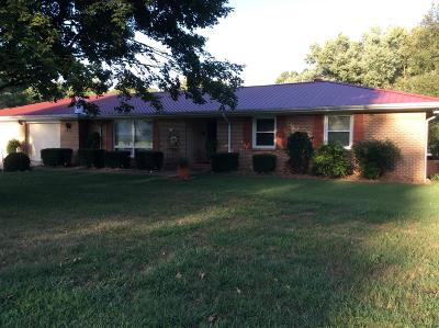 Sparta Single Family Home For Sale: 787 Brookemeade Dr