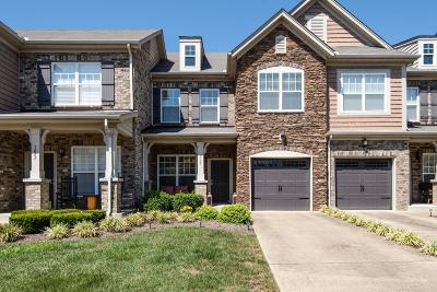 Nolensville Condo/Townhouse Active Under Contract: 7820 Kemberton Dr W