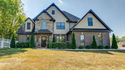 Eagleville TN Single Family Home For Sale: $589,000