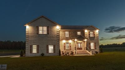 Murfreesboro Single Family Home For Sale: 3303 Shellmans Dr Lot 50