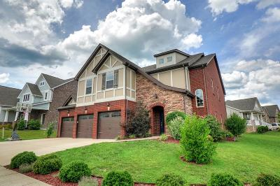 Thompsons Station Single Family Home For Sale: 2178 Chaucer Park Lane