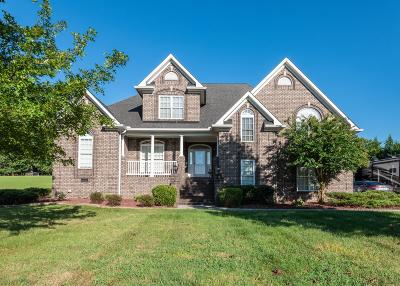 Robertson County Single Family Home For Sale: 1012 Valleydale Ave