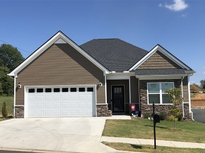 Spring Hill Single Family Home For Sale: 320 Turney Lane Lot 69