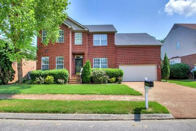 Franklin TN Single Family Home For Sale: $405,000