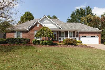 Single Family Home Pending: 2418 Riverstone Dr