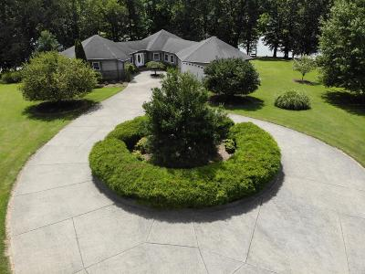 Houston County, Montgomery County, Stewart County Single Family Home For Sale: 165 Cedar Point Rd