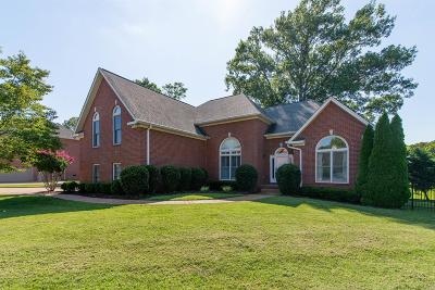 Hermitage Single Family Home For Sale: 1837 Kaylee Meadow Ln