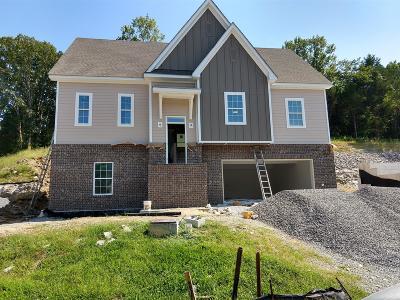 Nashville Single Family Home For Sale: 1724 Woodland Pointe Dr