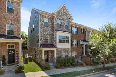 Brentwood  Condo/Townhouse Active Under Contract: 5510 Prada Dr