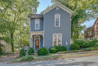 Columbia  Single Family Home Active Under Contract: 407 W 6th Street