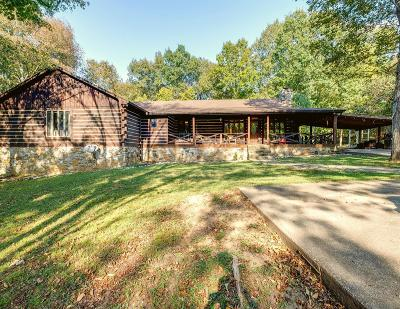 Mount Juliet Single Family Home For Sale: 1865 Logue Rd