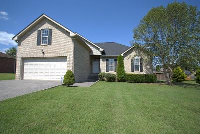 Greenbrier Single Family Home For Sale: 2065 Sunday Silence Dr