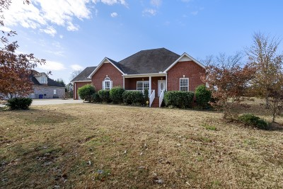 Shelbyville Single Family Home For Sale: 1219 Union St