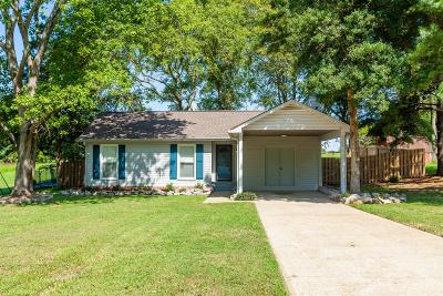 Hermitage Single Family Home Active Under Contract: 8179 Bonnafair Dr