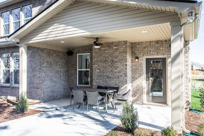Murfreesboro Single Family Home For Sale: 3525 Blackwell Boulevard #203