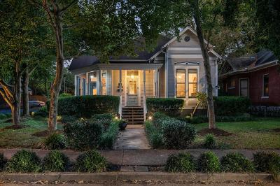 Nashville Single Family Home Active Under Contract: 822 Boscobel St