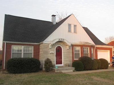 Lawrenceburg Single Family Home For Sale: 602 2nd St W