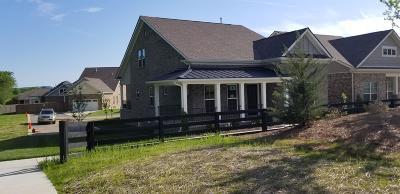 Nolensville Single Family Home For Sale: 6923 Burkitt Road #4