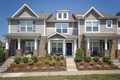 Hermitage Condo/Townhouse For Sale: 2040 Hickory Brook Dr