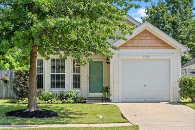 Nashville Single Family Home Active Under Contract: 2550 Sonar St