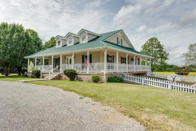 Hohenwald Single Family Home For Auction: 441 Colonial Rd