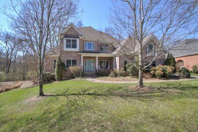 Franklin Single Family Home For Sale: 640 Burghley Ln