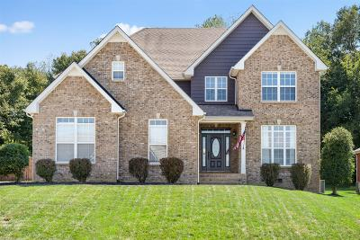 Clarksville Single Family Home Active Under Contract: 907 Terraceside Circle