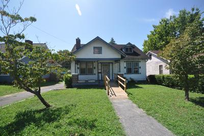 East Nashville Single Family Home For Sale: 1522 Douglas Ave