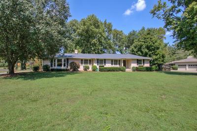 Nashville Single Family Home For Sale: 6002 Cargile Rd