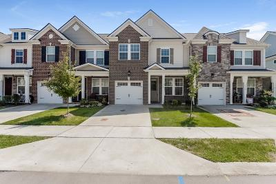Mount Juliet Condo/Townhouse For Sale: 1040 Livingstone Ln
