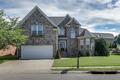 Spring Hill  Single Family Home For Sale: 1014 Red Pepper Rdg