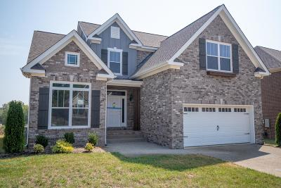 Spring Hill Single Family Home For Sale: 2020 Lequire Ln Lot 263