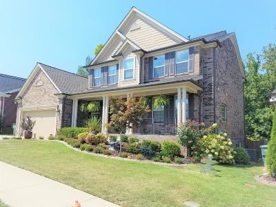 Bellevue Single Family Home Active Under Contract: 8528 Beautiful Valley Drive