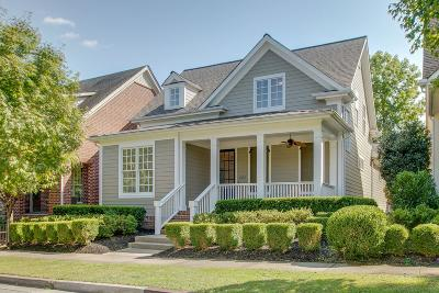 Franklin Single Family Home For Sale: 444 Wiregrass Ln
