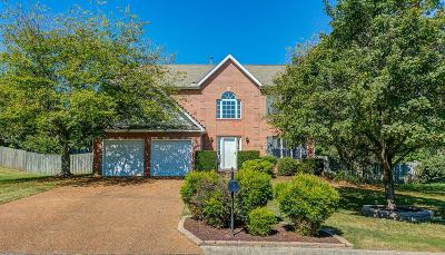 Thompsons Station  Single Family Home Active Under Contract: 2907 Churchill Ln