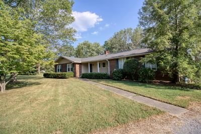 Cottontown Single Family Home For Sale: 207 Hickory Hill Dr