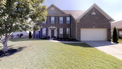 Spring Hill  Single Family Home For Sale: 1032 Countess Ln