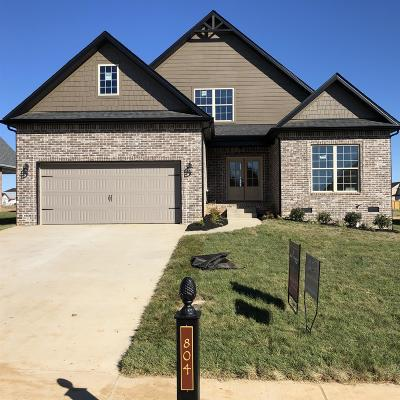 Clarksville Single Family Home For Sale: 62 Hereford Farms