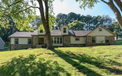 Hendersonville Single Family Home For Sale: 332 Bayshore Dr