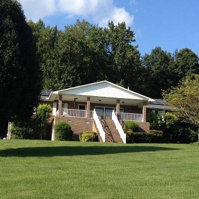 Pulaski Single Family Home For Sale: 731 Blooming Grove Rd