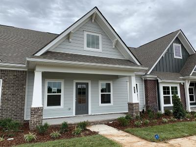 Nolensville Single Family Home For Sale: 632 Weybridge Drive, Lot #105