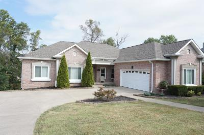 Clarksville Single Family Home For Sale: 647 Potomac Dr