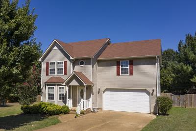 Spring Hill  Single Family Home Active Under Contract: 1730 Dorset Ct